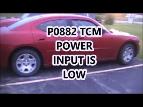 P2122 Dodge