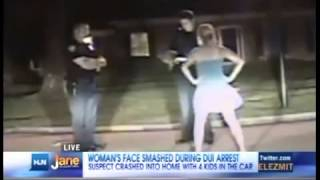 Did Cops Cross The Line In Violent DUI Arrest? Attorney Adam Thompson On HLN Jane Velez-Mitchell