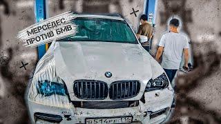 Восстановил BMW X5M за 0 рублей