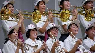 大阪桐蔭高校吹奏楽部野球応援メドレー2018OSAKATOINSymphonicBand