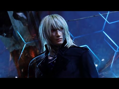 Dissidia Final Fantasy NT - Snow Villiers Reveal Trailer