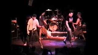 Adamantium - live in Seattle, WA @ RCKNDY 1998