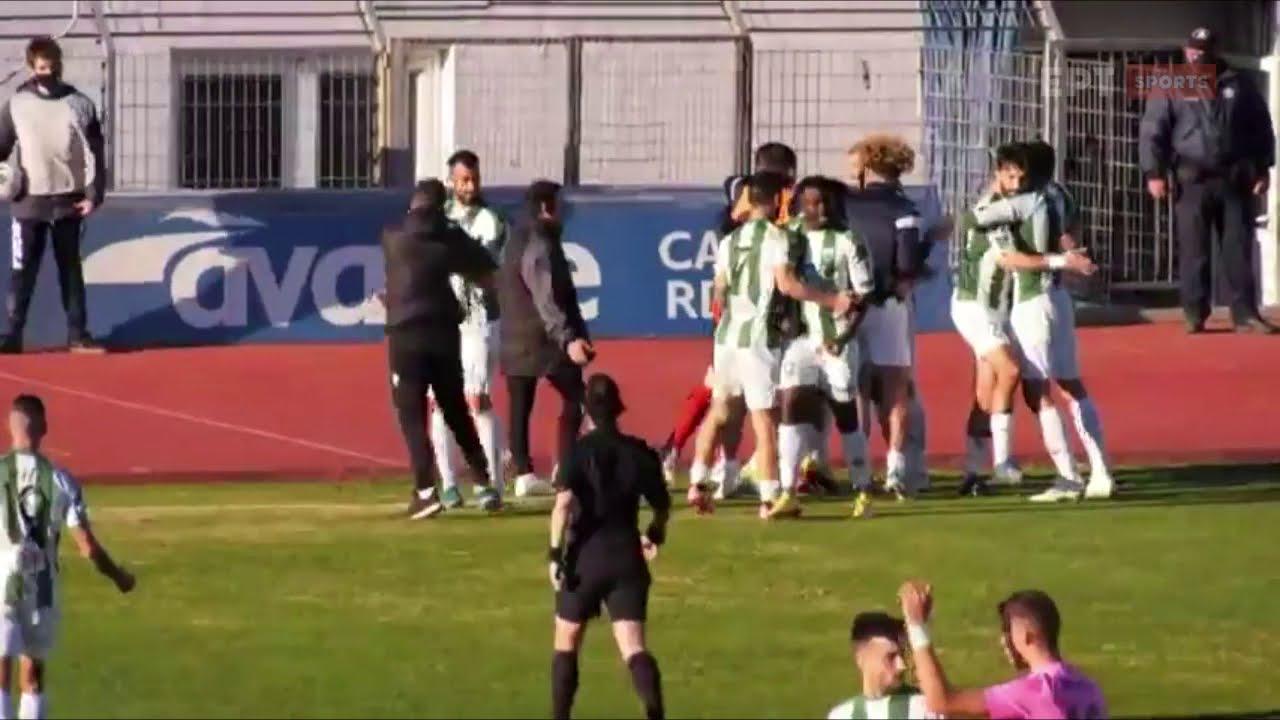 Super League 2 | Λεβαδειακός – ΟΦ Ιεράπετρας: Στο 90+7′ ο Τζιώρας 1-0 | 10/02/21 | ΕΡΤ