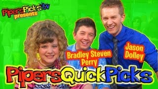 Bradley Steven Perry|Брэдли Стивен Перри, GOOD LUCK CHARLIE TOBY CAST- BRADLEY STEVEN PERRY & JASON DOLLEY Interview PIPER REESE! (PQP #098)
