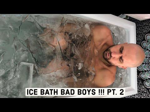 BALI BAGUS - ICE BATH BAD BOYS !!! pt. 2