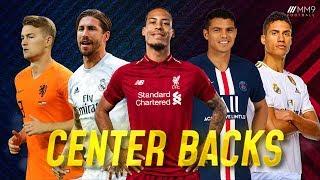 Top 10 Defenders in Football 2020 ● HD