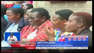 Chama cha DP yamunga azma ya Rais Uhuru Kenyatta kuwania kiti cha urais: Dira ya Wiki pt 1