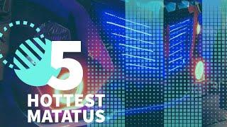 TOP 5 HOTTEST MATATUS !! : THE ADAM MAINA SHOW #TAMShow | Kholo.pk
