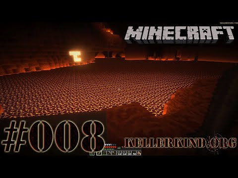 Minecraft: I will survive #008 - Ein Weg in den Nether ★ Let's Play Minecraft [HD|60FPS]