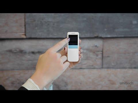 Unitech MS916 Wireless Pocket Barcode Scanner video thumbnail