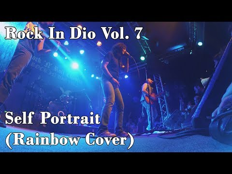 Rock In Dio Vol 7 - Self Portrait (Rainbow Cover feat. Steve Mamalis)