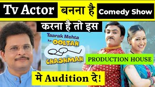 Part 8   How to become an actor in Hindi tv Serial   Neela Tele Films Details  TMKOC   Zoya