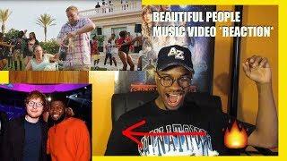 Ed Sheeran   Beautiful People (feat. Khalid) *REACTION* 🔥🔥