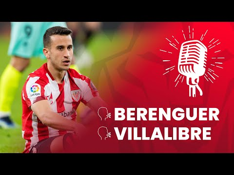 🎙 Alex Berenguer & Asier Villalibre | post Athletic Club 2-1 Granada CF | J26 LaLiga 2020-21