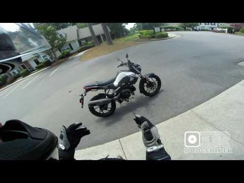 2016 Kymco K-Pipe – Bike Review