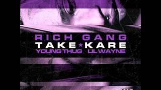 Young Thug x Lil Wayne- Take Kare (Slowed Down)
