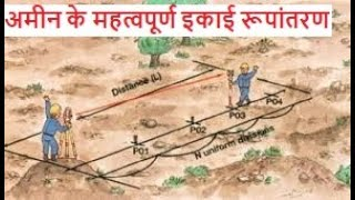 Unit Conversion Kaise Karte Hai? I Jane Difference Between Plan and Map I Survey Course in Delhi