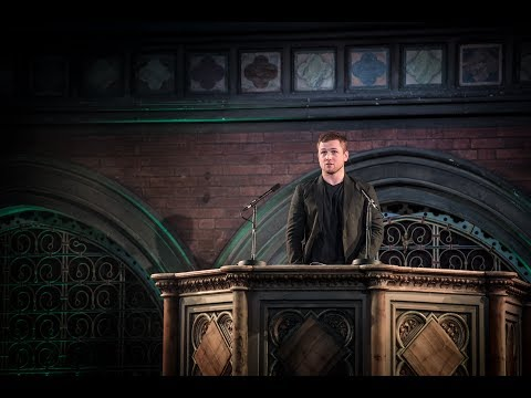 A letter from 1866. From a bachelor Yorkshireman to the woman of his fancy. Read by Taron Egerton.