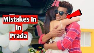 Plenty Mistakes In Prada Song, Jass Manak | Prada Official full Video | Mistakes In Punjabi Song |