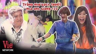 ZUI GẦN CHẾT: Trường Giang ăn nguyên xô bột trắng người, Hari Won & Mạc Văn Khoa mặc sức cười điên