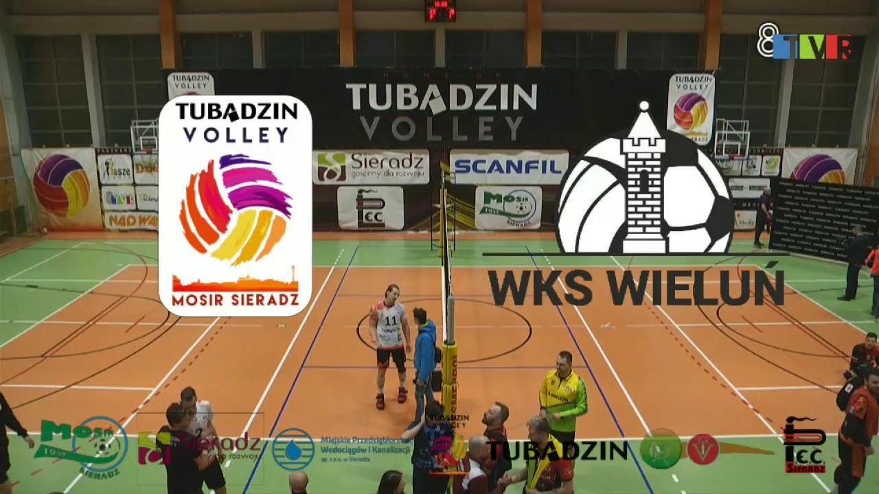 Mecz Play-OFF Tubądzin Volley MOSiR Sieradz – WKS Wieluń