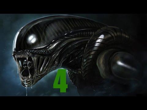 Прохождение Alien: Isolation - 4 серия - Плохие манеры