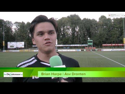 VIDEO | Brian Harpe gaat met vernieuwd Asv Dronten voor een plek in de top vijf