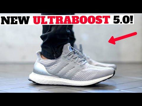 NEW adidas UltraBOOST 5.0 DNA Review! Comparison to 1.0, 2.0, 3.0, 4.0 + On Feet!