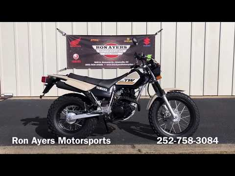 2020 Yamaha TW200 in Greenville, North Carolina - Video 1