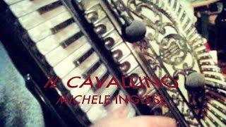 BALLO LISCIO IL CAVALLINO - FOX TROT - BALLO DA SALA -  per Fisarmonica e Orchestra MICHELE INGLESE