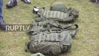 Russia: Armed Forces test new Kalashnikovs and