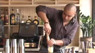New York Mixologists Cocktail Creation With Corn