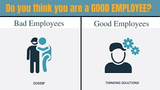 4 Signs you are not a GOOD EMPLOYEE || Let's find out