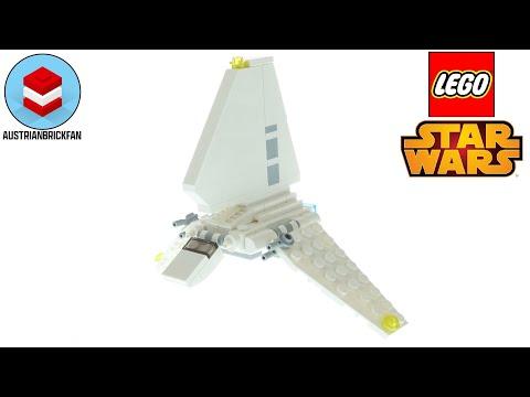 Vidéo LEGO Star Wars 30388 : Imperial Shuttle (Polybag)