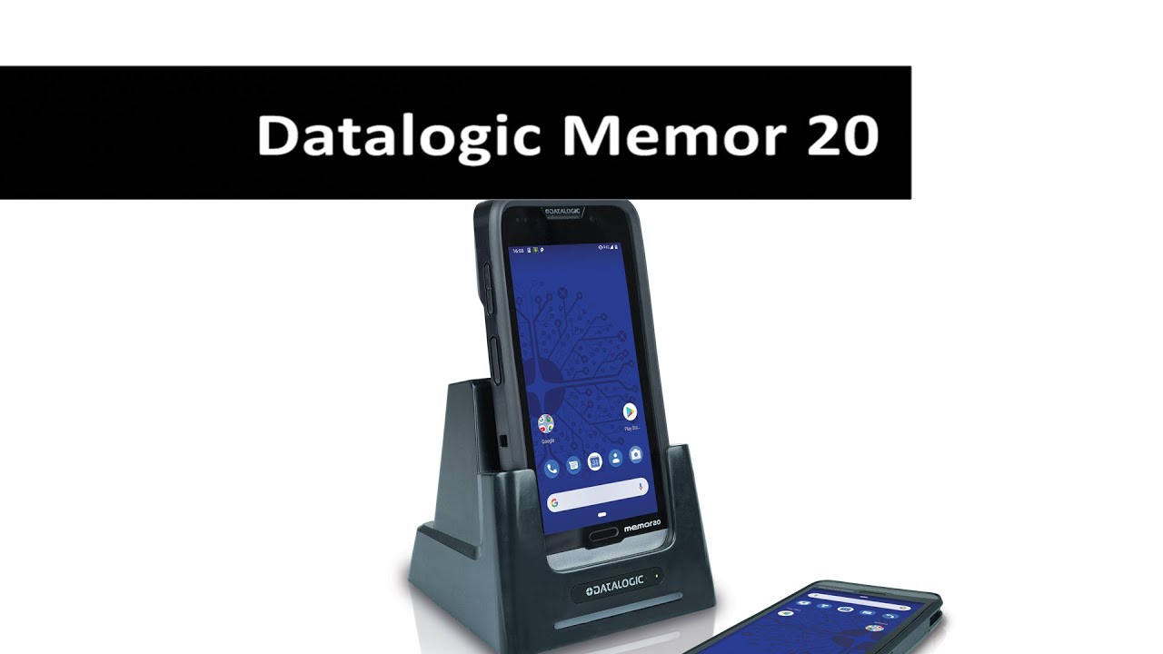 New Video for the Datalogic Memor 20 Full Touch PDA, Wi-Fi, 2D Imager, Android