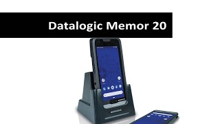Datalogic Memor 20 Full Touch PDA Wi-Fi LTE Video