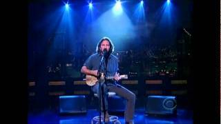 Eddie Vedder Without You - David Letterman 6-20-2011