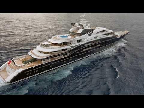 Lo yacht a vela pi grande del mondo all 39 elba attualit for Classifica yacht piu grandi del mondo