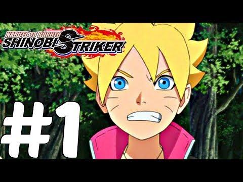 Gameplay de Naruto to Boruto: Shinobi Striker Deluxe Edition