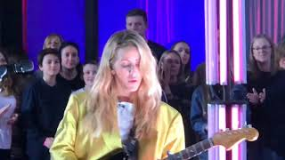 """BBC The One Show Live """"Sixteen"""" Ellie Goulding   Full Performance   Outstanding"""