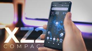 Sony XZ2 Compact - Smartphone pour les Petites Mains
