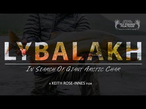 Lybalakh Lake, Siberia, Giant Arctic Char
