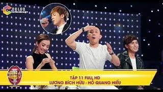 Giọng ải giọng ai | tập 11 full hd: Chàng tài xế đẹp như trai Hàn khiến 2 đội ngẩn ngơ