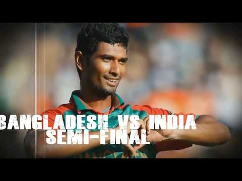 A tribute to Bangladesh cricket team | ICC champions trophy semi final promo