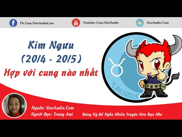 Cung Kim Ngưu hợp với cung nào nhất trong 12 cung hoàng đạo