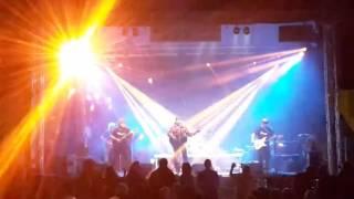 Video The Kredenc-WHO´LL STOP THE RAIN   Polička-555 19.8.16