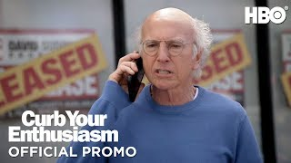Curb Your Enthusiasm: Season 10 Episode 2 Promo   HBO