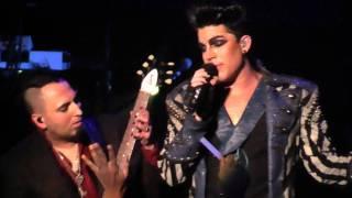Music Again - Adam Lambert