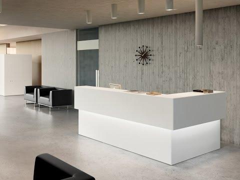 Office Reception Furniture Modern Designs