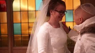 Garret & Rebecca | Mennonite Winter Wedding